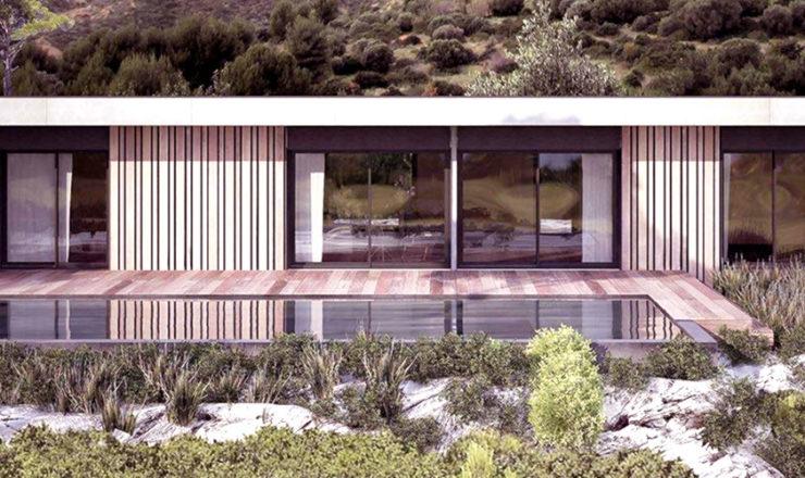 PopUp House: las casas modulares que se ensamblan como legos