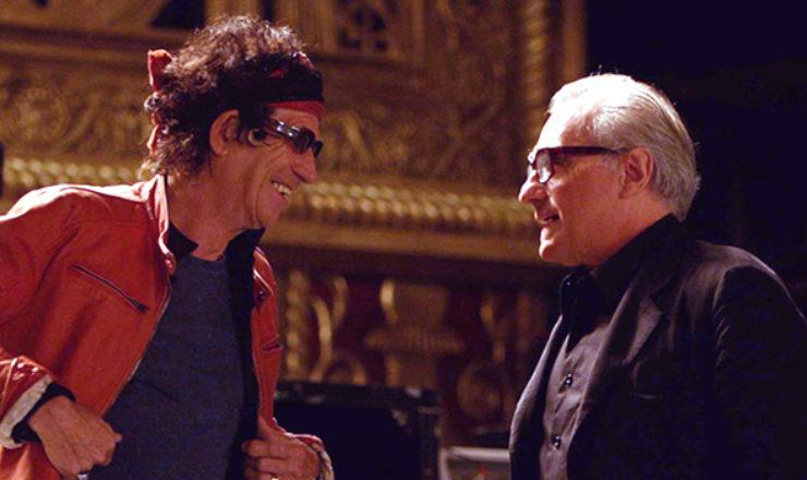 Scorsese y su gusto por el rock